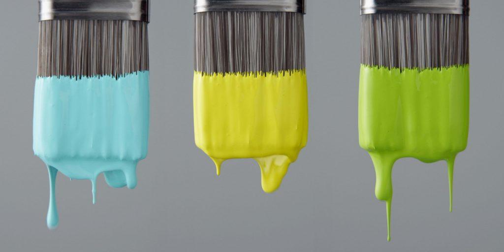 کار برد حلال بوتیل دی گلایکول در رنگ ها